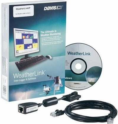 Davis Weatherlink IP